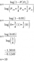 The Maths of Matings, Part 1