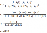How to Calculate Changes in Gene and Genotypic Frequencies Caused by Selection, Part 2